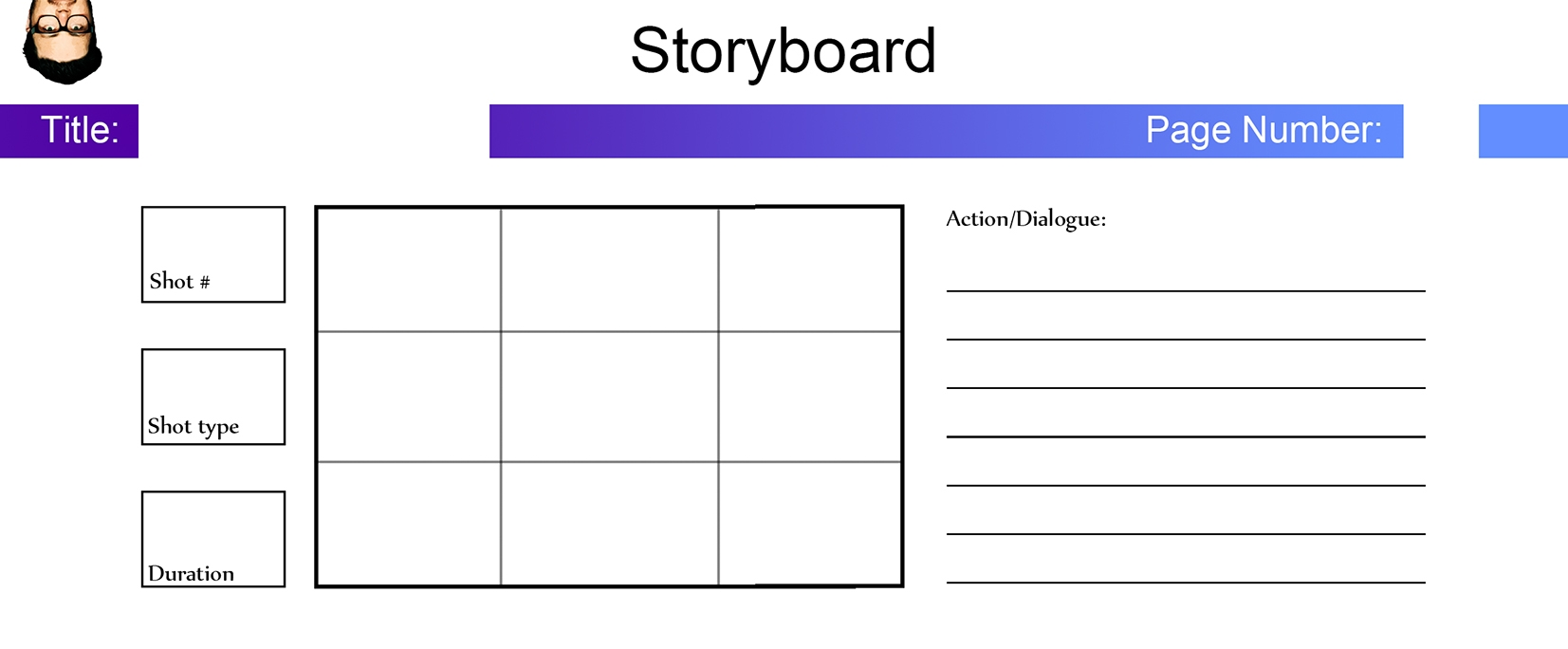 Tv Commercial Storyboard Template from cdn.edex.adobe.com